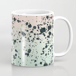 Mint, Blush, Back. Coffee Mug