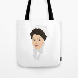 Carry on Hattie Jacques Tote Bag