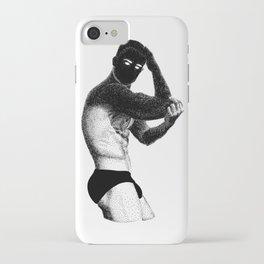 Peter - Nood Dood iPhone Case