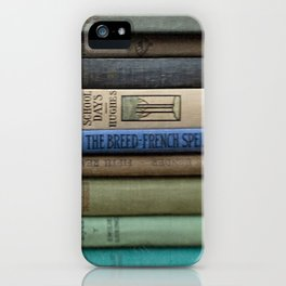 In the Study iPhone Case