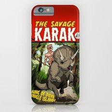The Savage KARAK, King of Devil Jungle Island iPhone 6s Slim Case