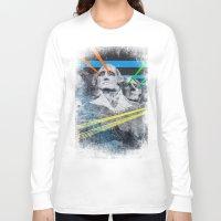 rushmore Long Sleeve T-shirts featuring Mt Rushmore, Yo by Dan Howard
