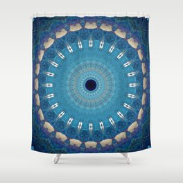 FORT GUSTAVE Shower Curtain