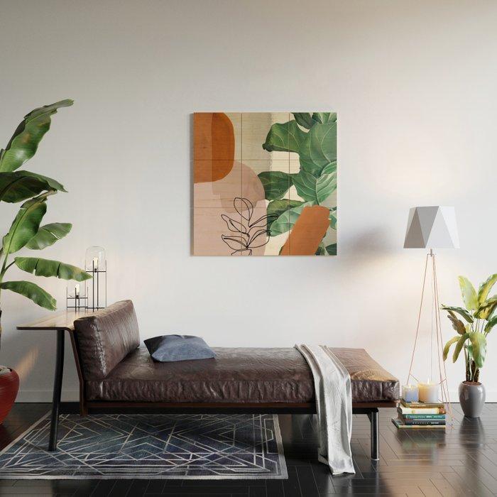 Simpatico V2 Wood Wall Art