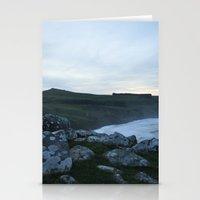 new zealand Stationery Cards featuring New Zealand by Tasha Jo