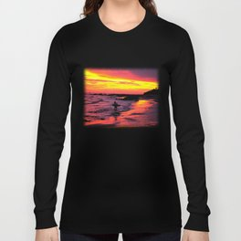Day's End * Costa Rica Long Sleeve T-shirt