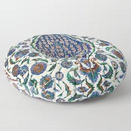 The Turbes of Hagia Sophia, Istanbul, Turkey Floor Pillow