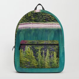 The Forest on the Water (Color) Backpack