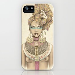 K of Clubs iPhone Case