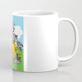 Zoe animals Coffee Mug