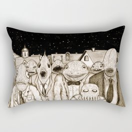 Innsmouth Meeting Rectangular Pillow