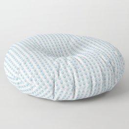 Blue Bell Floor Pillow