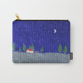 Night scenes Carry-All Pouch