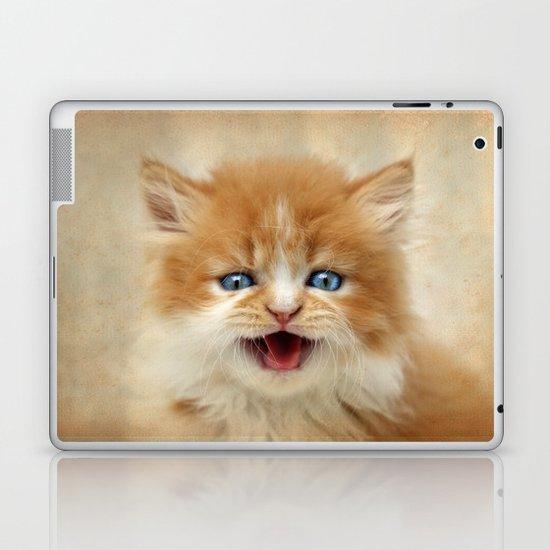 Where's My Dinner? Laptop & iPad Skin