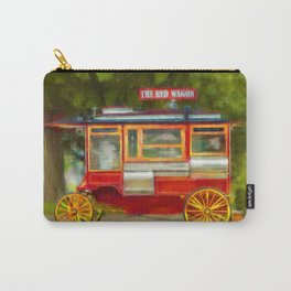 The Red Wagon Carry-All Pouch