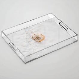 SMALL SNAIL Acrylic Tray