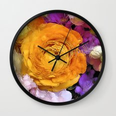 Live, Love, Laugh Wall Clock