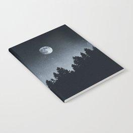 Under Moonlight Notebook