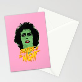 Creature of the night -The Rocky Horror Picture Show Stationery Cards