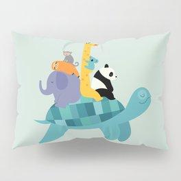 Travel Together Pillow Sham