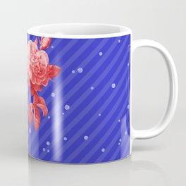 Floral Garden Design Patterns Coffee Mug