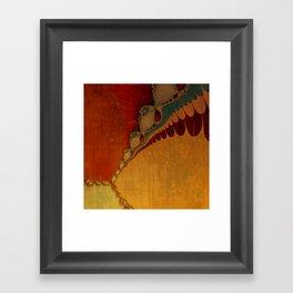 Southwestern Sunset 2 Framed Art Print