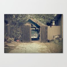 safe at home Canvas Print