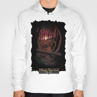 berserk Hoodies featuring Children In the Wood by TheMagicWarrior