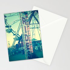 Rides Stationery Cards