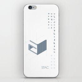 STAC iPhone Skin