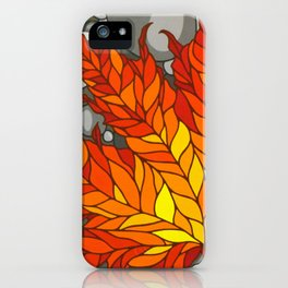 The Colours of Change iPhone Case