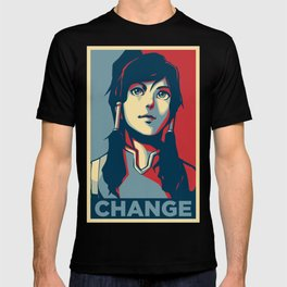 Avatar Changes T-shirt