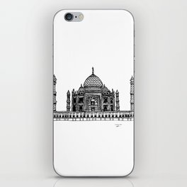 Taj Mahal iPhone Skin