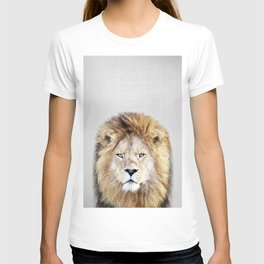 Lion 2 - Colorful T-shirt