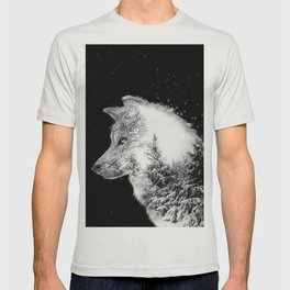 Winter Wolf T-shirt