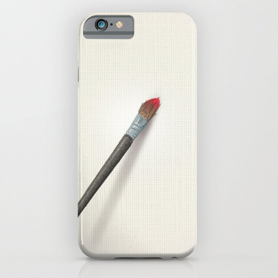 Blank Canvas - Painting iPhone & iPod Case