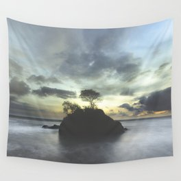 Selva . Piedra . Mar Wall Tapestry