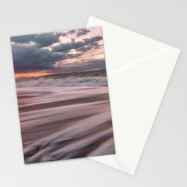 Amazing show colors after sunset Stationery Cards