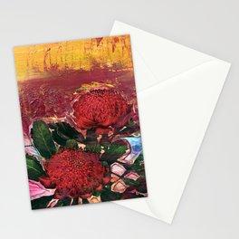 Waratah Dreaming Stationery Cards