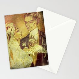 Gwen and Sebastian Stationery Cards