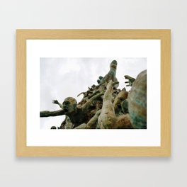 memorial 1 Framed Art Print
