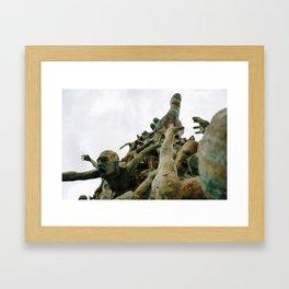memorial 1 Framed Art Print