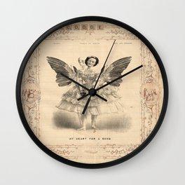 simpleness Wall Clock
