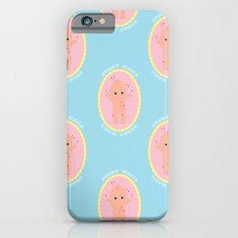 Sorry Mama Voodoo Cutie - Pastels iPhone Case