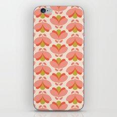 Peach Tulip iPhone & iPod Skin