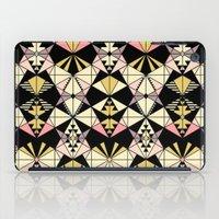kaleidoscope iPad Cases featuring Kaleidoscope by Kimsa