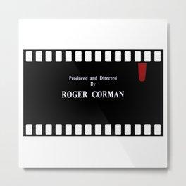Roger Corman Metal Print