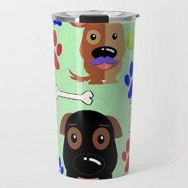 Woof Woof Travel Mug