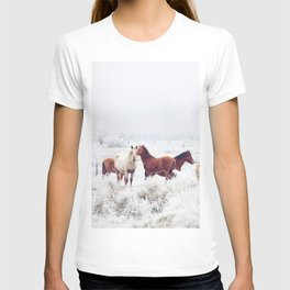 Winter Horseland T-shirt