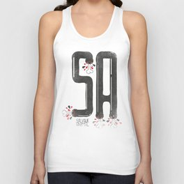SALVAJEANIMAL headless IV Unisex Tank Top